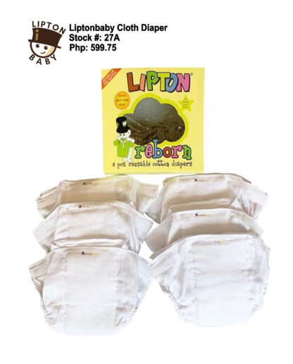 Liptonbaby Cloth Diaper